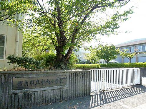 戸建賃貸-碧南市中山町6丁目 中央小学校まで807m、徒歩約11分