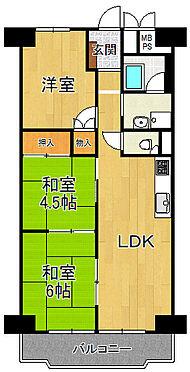 マンション(建物一部)-大阪市城東区今福東1丁目 間取り