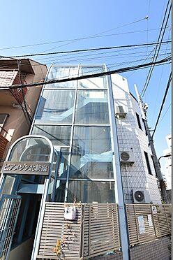 アパート-新宿区北新宿4丁目 角地2方向道路に面した一棟アパートのオーナーチェンジ物件