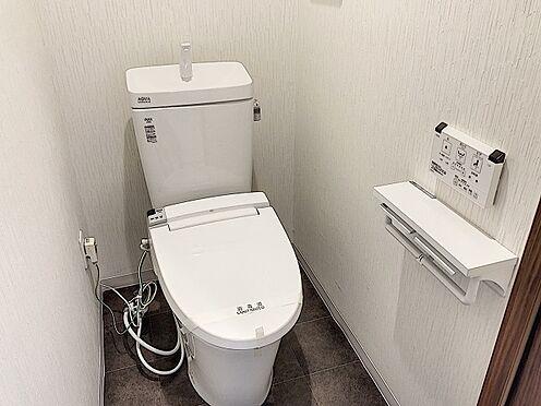 区分マンション-半田市西新町 トイレ交換済み