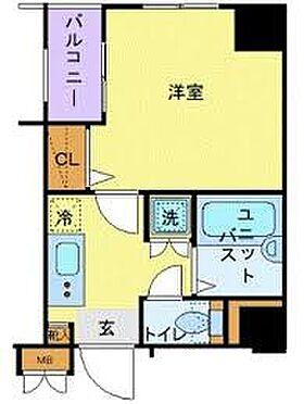 マンション(建物一部)-板橋区志村1丁目 間取り