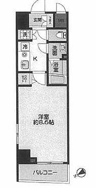 マンション(建物一部)-墨田区東向島1丁目 間取り
