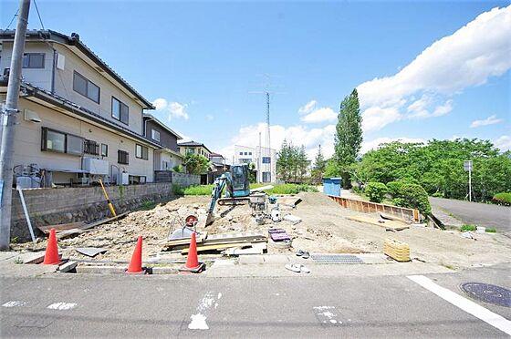 新築一戸建て-白石市寿山 外観