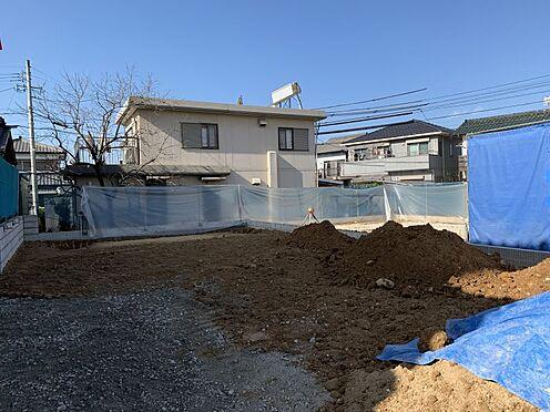 新築一戸建て-豊田市宝来町4丁目 キッチンはリビングが見渡せて会話も広がります。