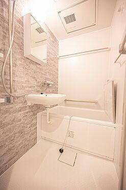中古マンション-渋谷区代々木2丁目 浴室/浴室乾燥機付のユニットバス