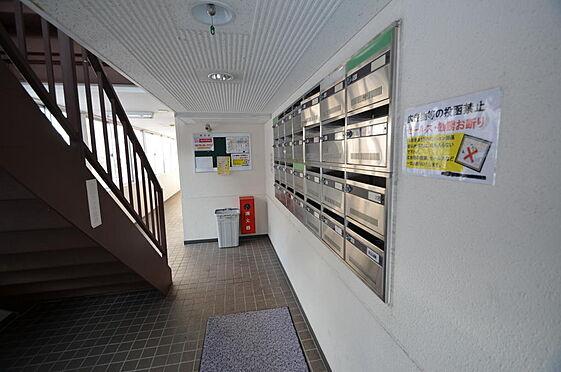 マンション(建物全部)-札幌市東区北三十二条東16丁目 共用部分 2021年1月21日撮影