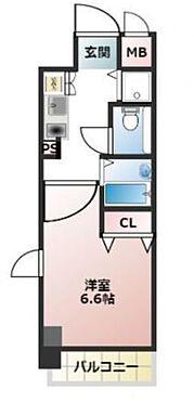 マンション(建物一部)-大阪市中央区瓦屋町1丁目 一人暮らしにピッタリの間取り