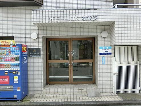 マンション(建物一部)-横浜市中区英町 エントランスアプローチです。