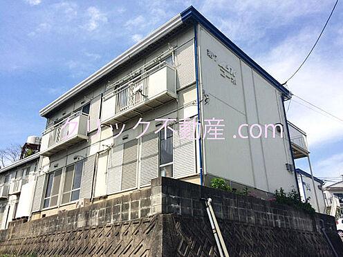 アパート-津山市志戸部 外観