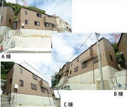 建物全部その他-横須賀市ハイランド1丁目 外観
