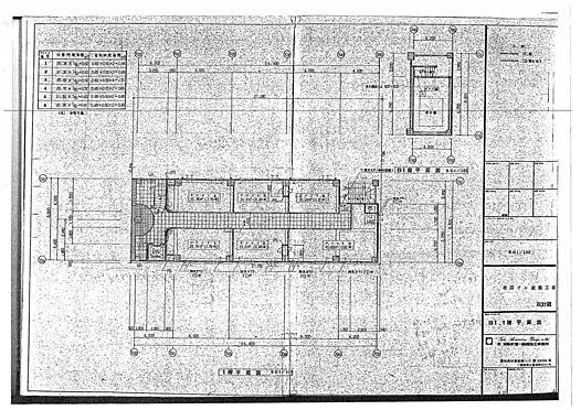 ビル(建物全部)-名古屋市中区新栄1丁目 地下1階、1階平面図、現況1フロア1戸