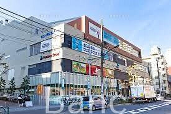 中古マンション-豊島区西巣鴨1丁目 ピーコックストア上池袋店 徒歩4分。 280m