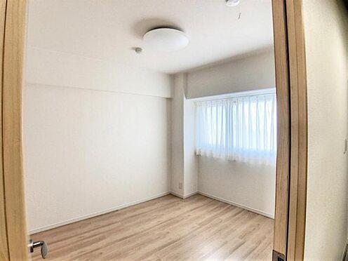中古マンション-名古屋市千種区今池南 洋室約5帖、収納スペースが大きいのでお部屋スッキリ!