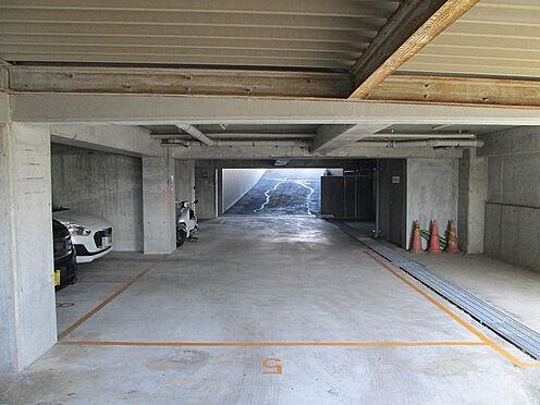 マンション(建物一部)-神戸市垂水区西舞子6丁目 駐車場、バイク置場完備です。