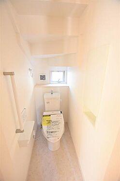 新築一戸建て-仙台市宮城野区鶴巻1丁目 トイレ