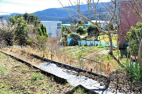 土地-熱海市西熱海町2丁目 「外観」100坪以上ございますのでお庭付の戸建てが建築可能だと思います。理想のお家をお建てください。