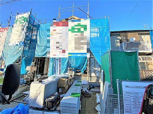 新築一戸建て-仙台市宮城野区岩切字堰下 外観