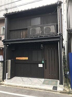 中古一戸建て-京都市下京区上三之宮町 外観