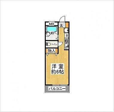 マンション(建物一部)-神戸市西区南別府1丁目 間取り