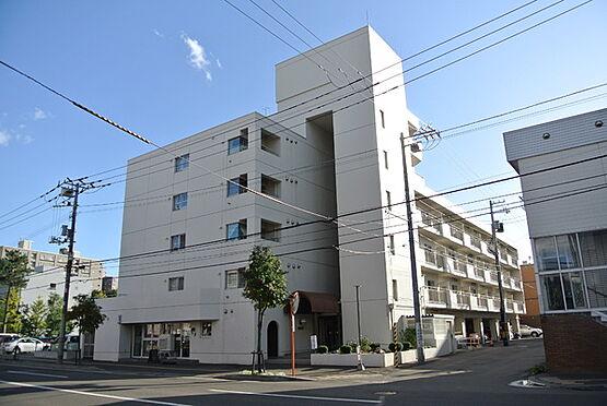 マンション(建物一部)-札幌市豊平区中の島二条2丁目 西側