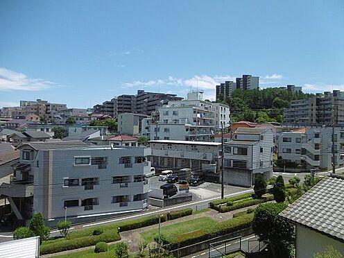 中古マンション-多摩市永山1丁目 東側眺望。