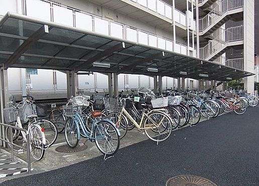 マンション(建物一部)-京都市右京区梅津南広町 バイク置き場あり