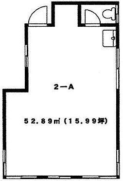 ビル(建物全部)-横須賀市追浜町2丁目 2A間取図