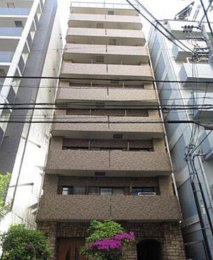 マンション(建物一部)-大阪市中央区瓦屋町1丁目 タイル張りのお洒落な外観