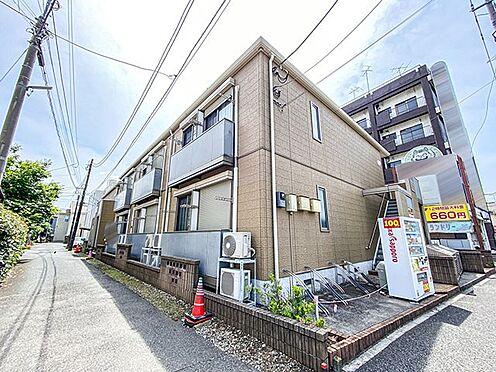 アパート-松戸市松戸新田 2007年1月築。積水ハウス施工。