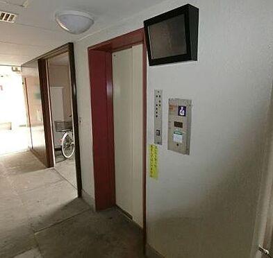 マンション(建物一部)-大阪市住吉区帝塚山中2丁目 防犯モニター付きエレベーター