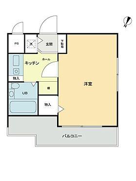 中古マンション-中野区鷺宮1丁目 間取り