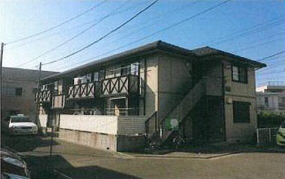 アパート-鎌倉市小袋谷2丁目 外観