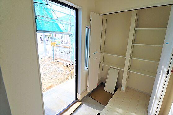 新築一戸建て-仙台市太白区恵和町 玄関