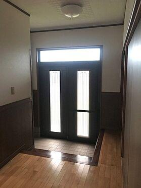 中古一戸建て-久喜市菖蒲町台 玄関