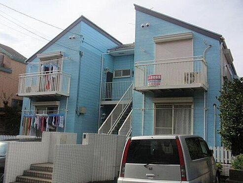 アパート-横浜市旭区中白根4丁目 外観