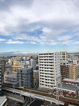 マンション(建物一部)-福岡市南区大橋2丁目 最上階ならではの眺望です。