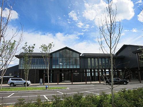 土地-北佐久郡軽井沢町大字軽井沢 しなの鉄道「中軽井沢」駅まで約3キロの距離です。
