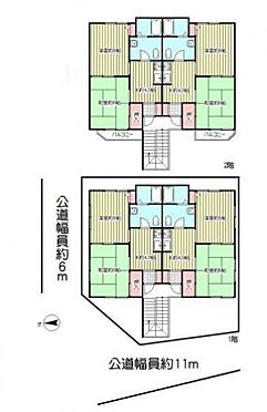 アパート-川口市南前川2丁目 シャイニーハウス・ライズプランニング