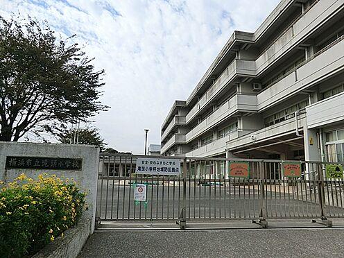 アパート-横浜市磯子区上町 小学校滝頭小学校まで873m