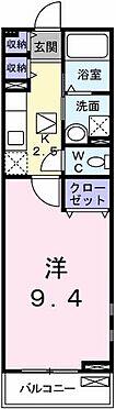 アパート-姫路市京町2丁目 間取り