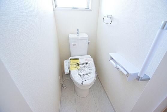 新築一戸建て-仙台市太白区富沢字宮崎 トイレ