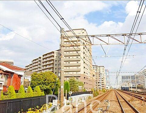 区分マンション-横浜市鶴見区尻手1丁目 外観