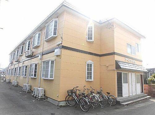 アパート-秋田市桜3丁目 外観