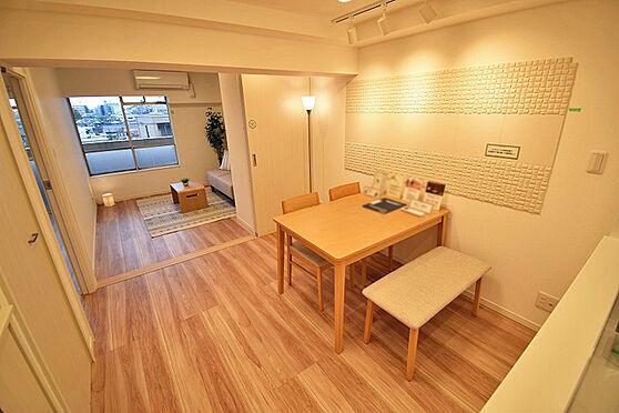 中古マンション-武蔵野市境南町4丁目 居間