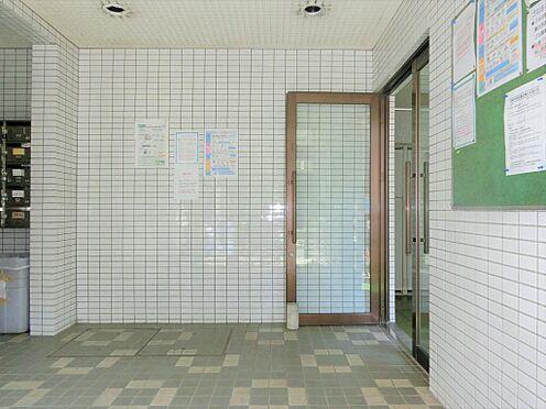 マンション(建物一部)-横浜市港北区大倉山4丁目 エントランスです。