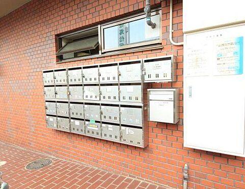 マンション(建物一部)-神戸市長田区菅原通5丁目 メールボックス