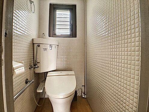 中古テラスハウス-名古屋市中川区中郷3丁目 1階トイレです。