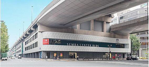 区分マンション-大阪市中央区船場中央3丁目 外観