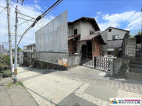 戸建賃貸-仙台市青葉区川内三十人町 解体前