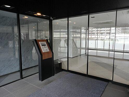 中古マンション-中央区晴海5丁目 TVモニター付きオートロックシステムで安心!